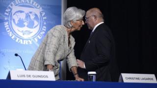 Το ΔΝΤ διαψεύδει τον Σαπέν