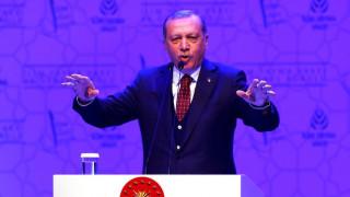 Νέοι μύδροι Ερντογάν κατά της Ευρώπης