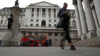 Τι απαντά ο διοικητής της Τράπεζας της Αγγλίας για την αύξηση του πληθωρισμού