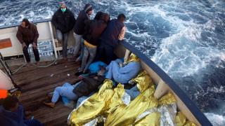 Πάνω 6.000 μετανάστες έχουν διασωθεί τις τελευταίες μέρες στη Μεσόγειο