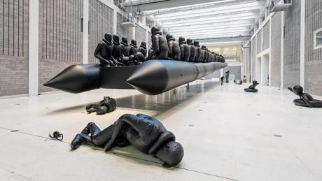 Από την Ειδομένη στην Πράγα, ο Ai Weiwei συνεχίζει το ταξίδι του