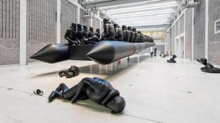 Από την Ειδομένη στην Πράγα ο Ai Weiwei συνεχίζει το ταξίδι του