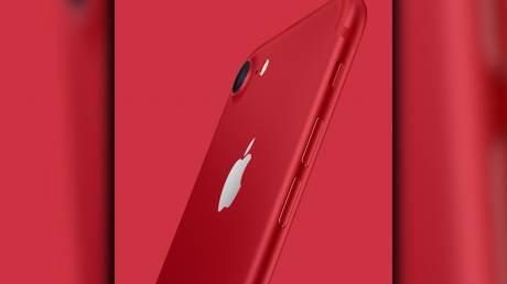 Κυκλοφόρησε το κόκκινο iPhone