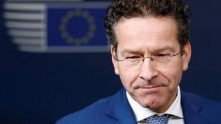 Ενημερώθηκε ο Ντάισελμπλουμ πως ήταν στόχος «τρομοπακέτου» από την Ελλάδα