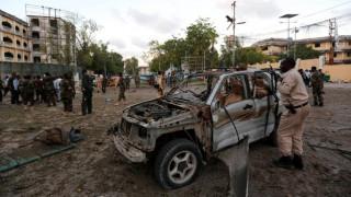 Βομβιστική επίθεση στο Μογκαντίσου με πέντε νεκρούς