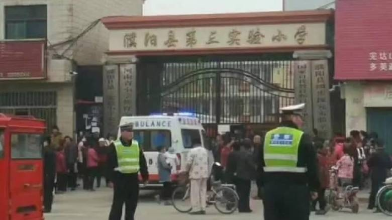 Παιδιά νεκρά σε ποδοπάτημα σε σχολείο της Κίνας