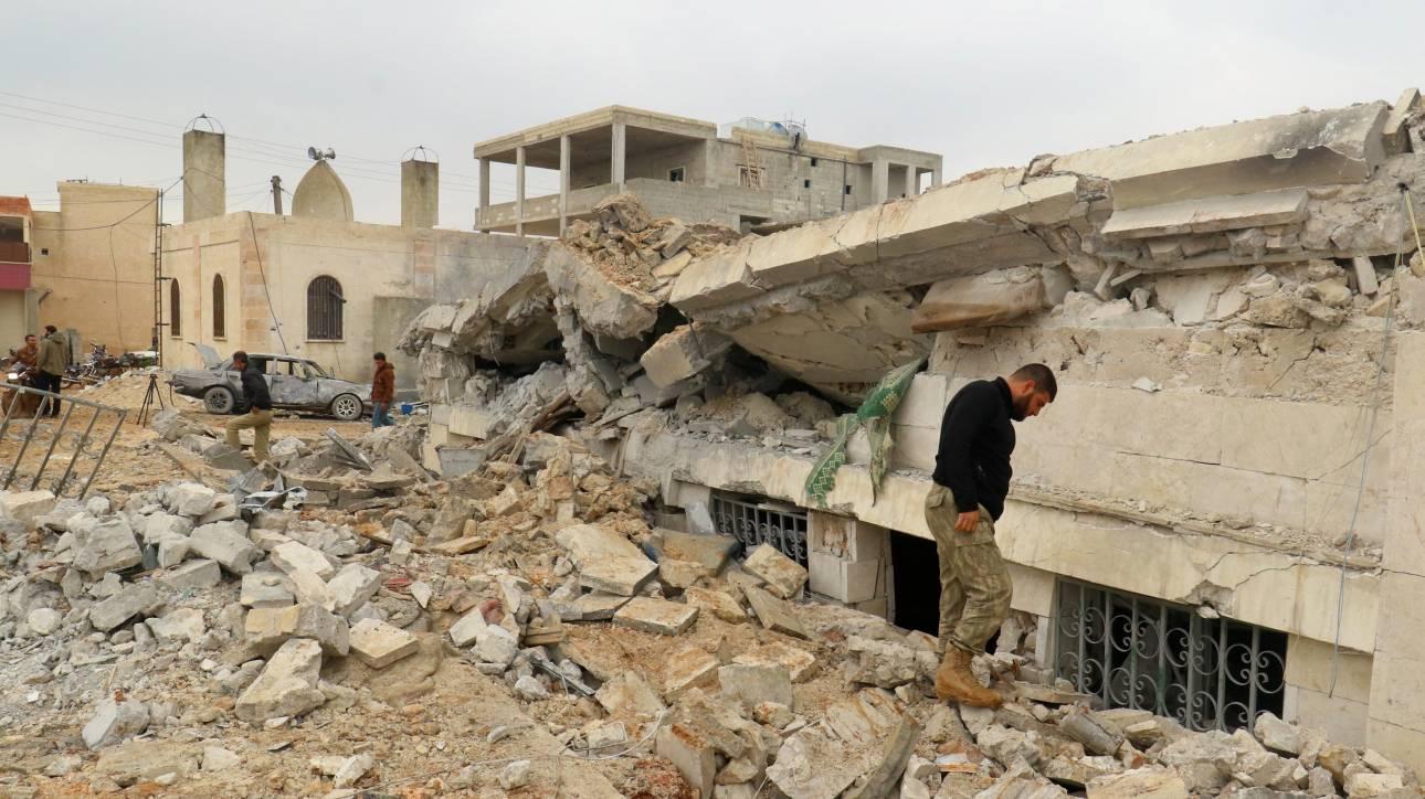Συρία: Επιδρομή του διεθνούς συνασπισμού σε σχολείο – Νεκροί 33 άμαχοι