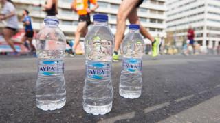Φυσικό Μεταλλικό Νερό ΑΥΡΑ: Υποστήριξε περισσότερους από 21.000 δρομείς στον 6ο Ημιμαραθώνιο Αθήνας