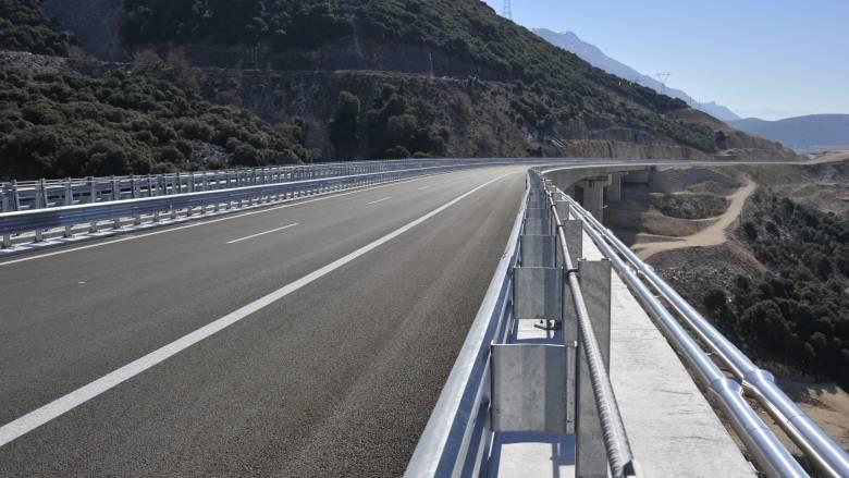 Την 1η Απριλίου παραδίδεται ο αυτοκινητόδρομος Λάρισας-Θεσσαλονίκης