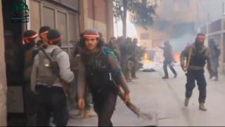 Συρία: Οι ΗΠΑ εντείνουν την πίεση στον ISIS και δημιουργούν «ζώνες ασφαλείας»