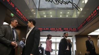 Χρηματιστήριο Αθηνών: Εικόνα σταθεροποίησης στο σημερινό κλείσιμο