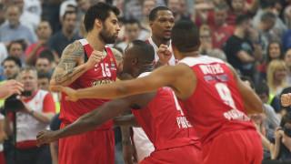 Euroleague: Νίκη του Ολυμπιακού στο Βελιγράδι και πλεονέκτημα έδρας