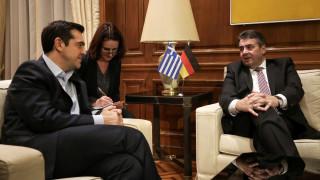 Γκάμπριελ σε Τσίπρα: Να δουλέψουμε όλοι ως τον Απρίλιο για να βρεθεί λύση (pics)