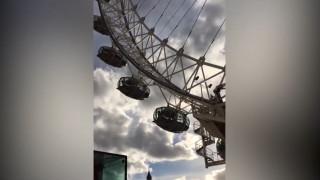 Λονδίνο: «Εφιάλτης» στο London Eye