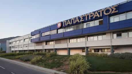 Επένδυση 300 εκατ. ευρώ από την Παπαστράτος