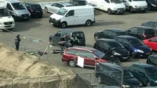 Οδηγός στην Αμβέρσα θέλησε να μιμηθεί το χτύπημα στο Λονδίνο