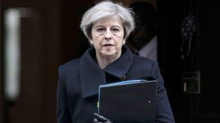 Λονδίνο: Το τρομοκρατικό χτύπημα δεν θα καθυστερήσει το Brexit (pics)