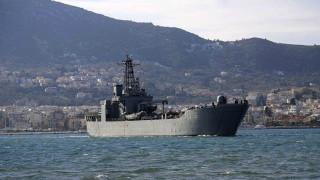 25η Μαρτίου: Ανοικτά για το κοινό τρία πολεμικά πλοία