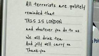 Λονδίνο: Το μήνυμα που εμφανίστηκε στο μετρό μετά την επίθεση