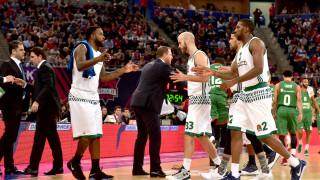 Euroleague: Μεγάλη νίκη του Παναθηναϊκού Superfoods στην Μπασκόνια
