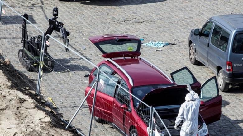 Βέλγιο: Ο οδηγός που προσπάθησε να παρασύρει πεζούς διώκεται για τρομοκρατική πράξη