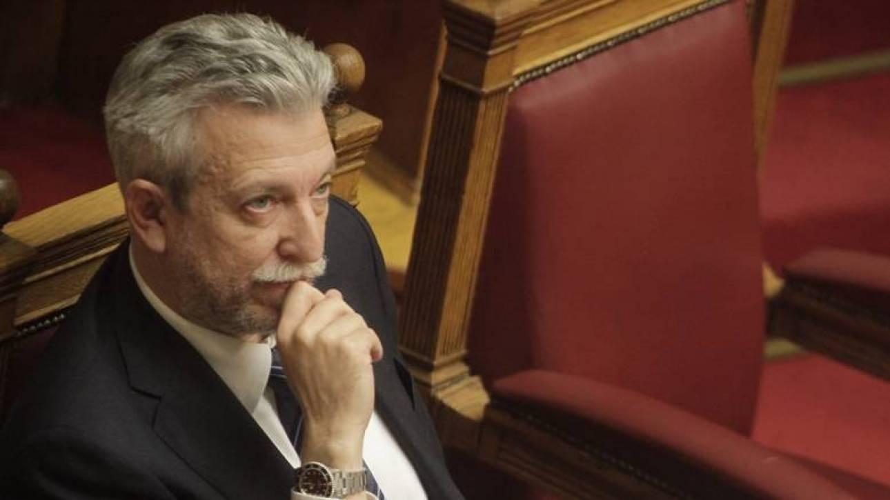 Στ. Κοντονής: Εύλογα ερωτηματικά προκαλεί η υποβολή παραίτησης της Ελένης Ράϊκου