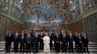 Ο Πάπας στους Ευρωπαίους: Η αλληλεγγύη δεν είναι μόνο μια καλή ανάλυση