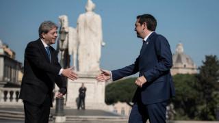 Ο Αλέξης Τσίπρας στην επετειακή Σύνοδο Κορυφής στη Ρώμη (pics)