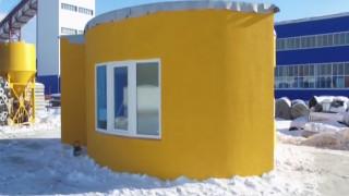 Ραγδαία ανάπτυξη για τα τρισδιάστατα εκτυπωμένα σπίτια