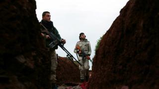 Μάχες στη Συρία σε χωριά κοντά στη Χάμα