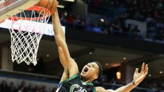 NBA: 5η θέση για τους Μπακς του Αντετοκούνμπο - 70 πόντους ο Μπούκερ