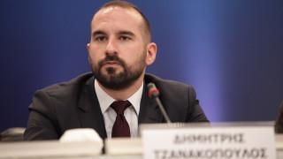 Τζανακόπουλος: Οι διαχωριστικές γραμμές έχουν οριοθετηθεί ξεκάθαρα
