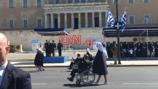 25η Μαρτίου: Υπερηφάνεια και συγκίνηση στη στρατιωτική παρέλαση της Αθήνας (pics)