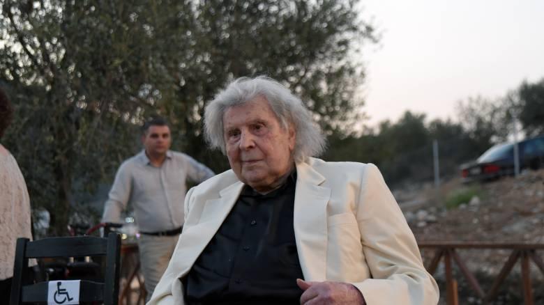 Η αποκάλυψη του Μίκη Θεοδωράκη για την επίσκεψη Τσίπρα πριν τις εκλογές