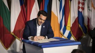 To Μαξίμου πανηγυρίζει για την ευρωπαϊκή στήριξη στα εργασιακά