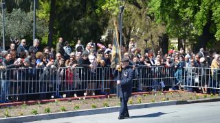 Ο τελευταίος πολεμιστής … O 95χρονος Αντώνης Αλεξανδρής στην παρέλαση (pics)