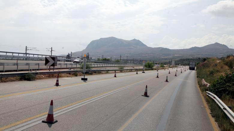 Νέες κυκλοφοριακές ρυθμίσεις στην Κορίνθου-Πατρών