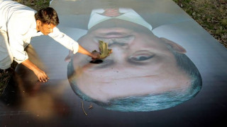 """Οργή της Άγκυρας για τη διαδήλωση υπέρ του """"όχι"""" στην πρωτεύουσα της Ελβετίας"""