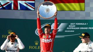 F1: Θρίαμβος του Φέτελ στην Μελβούρνη