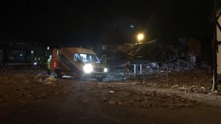 Ισχυρή έκρηξη με δεκάδες τραυματίες στη Βρετανία (pics&vid)