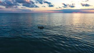 Ναυαγός επέζησε μετά από 56 ημέρες στη θάλασσα