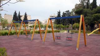 Τι αλλάζει στις παιδικές χαρές της Θεσσαλονίκης