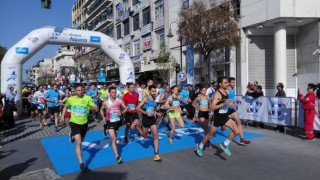 RUN GREECE: 5000 δρομείς στη Λάρισα (pics)