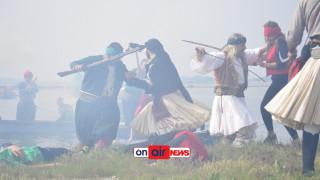 Αναπαράσταση της Μάχης της Κλείσοβας (pics)