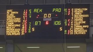 Α1 μπάσκετ:  Νίκη στη 2η παράταση ο Παναθηναϊκός Superfoods επί της ΑΕΚ
