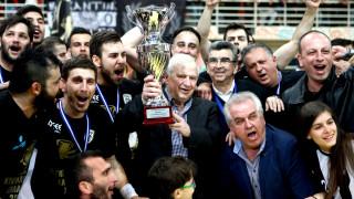Χάντμπολ: Ο ΠΑΟΚ νίκησε τον Πανελλήνιο στον τελικό Κυπέλλου