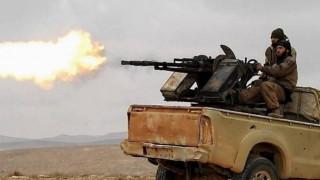 Οι αραβοκουρδικές δυνάμεις ανέκτησαν τον έλεγχο του αεροδρομίου της Τάμπκα