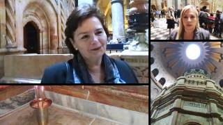 Τ. Μοροπούλου: Κινδυνεύει να καταρρεύσει ο Πανάγιος Τάφος