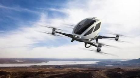 Επανάσταση στις μεταφορές: Το πρώτο ταξί – drone κυκλοφορεί το καλοκαίρι