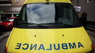 Ασθενοφόρο του ΕΚΑΒ έπαθε βλάβη κατά την διακομιδή ασθενούς (vid)